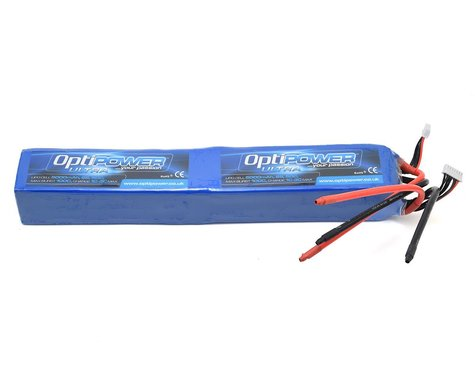 Optipower 12S 50C LiPo Battery (44.4V/5000mAh)