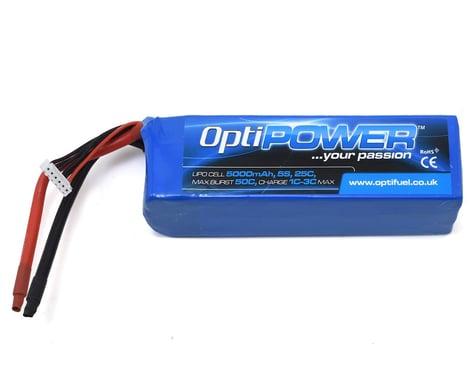 Optipower 5S 25C LiPo Battery (18.5V/5000mAh)