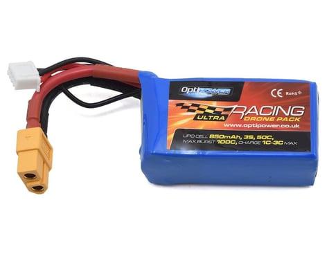 Optipower 3S 50C LiPo Battery (11.1V/850mAh)