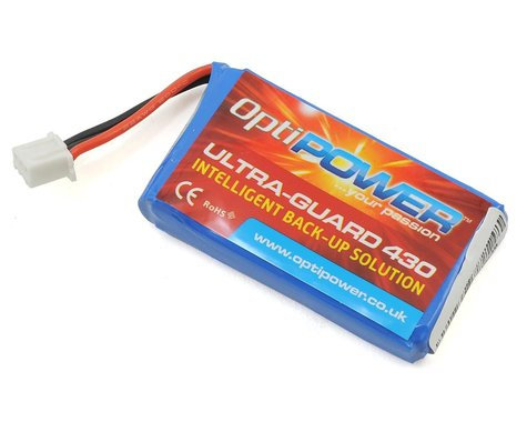 Optipower 2s Ultra-Guard Replacement LiPo Battery (7.4V/430mAh)