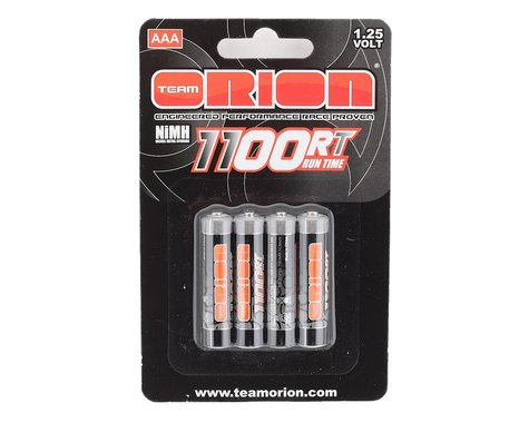 Team Orion 1100mAh AAA 1.25V NiMH(4)