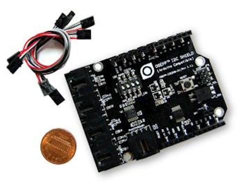 OSEPP Osepp I2c Expansion Shield Arduino