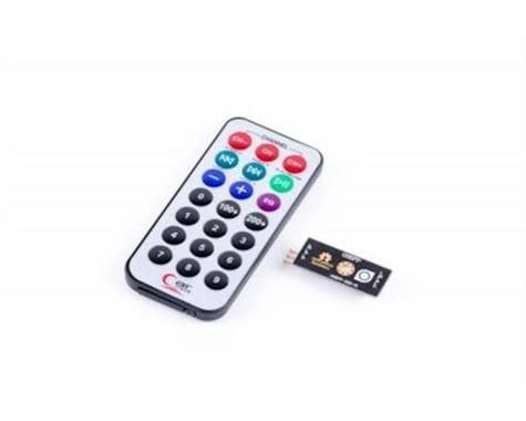OSEPP IR Receiver Module w/ Remote for Arduino