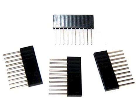 OSEPP Arduino Stackable Header - 10 Pin 4Pc