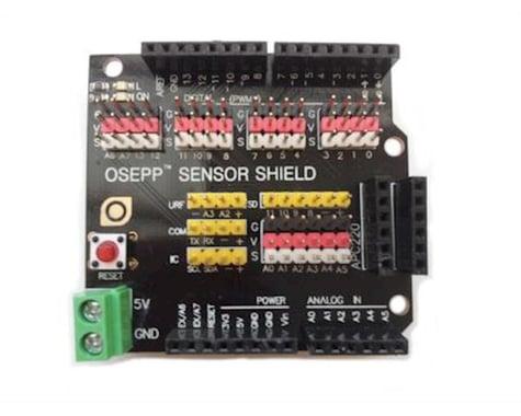 OSEPP Osepp Sensor Shield