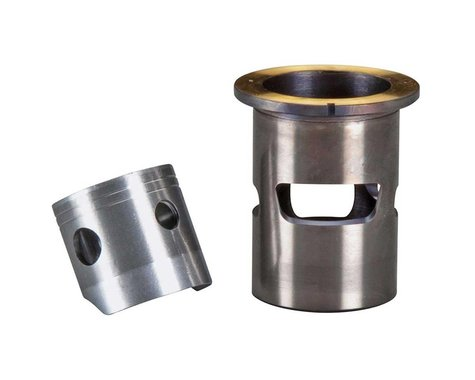 Cylinder & Piston Assembly: 21XM V2 Outboard Marine