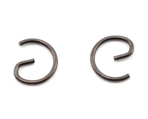 O.S. Engines Piston Pin Retainer Clips (2)