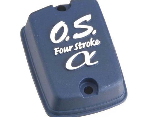 O.S. Rocker Cover, Blue: FS81 Alpha