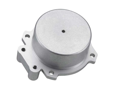 O.S. Cover Plate: FS81 Alpha Pump