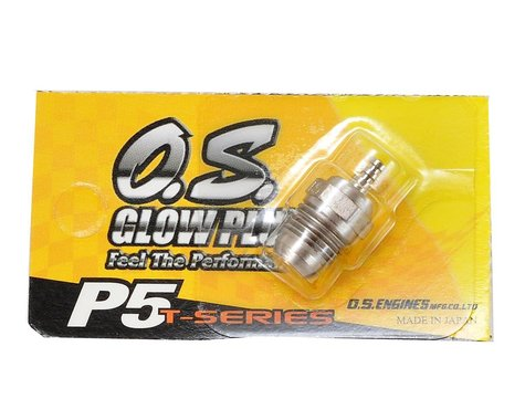 "O.S. P5 Turbo Glow Plug ""Very Hot"""