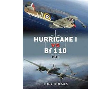 Osprey Publishing Limited Osprey Books  Hurricane