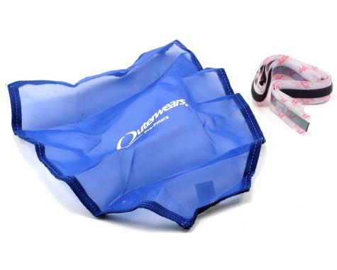 Outerwears Performance Short Course Truck Shroud (Slash 4x4) (Blue)