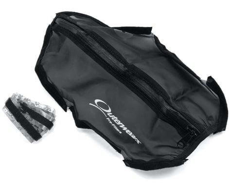 Outerwears Short Course Truck Shroud w/Zipper (Slash 4x4) (Black)