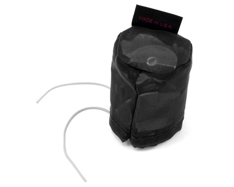 Outerwears Pre-Filter Air Filter Cover (Kyosho MP9) (Black)