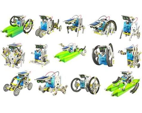 Owi /Movit OWI MSK615 14 in 1 Educational Solar Robot Kit