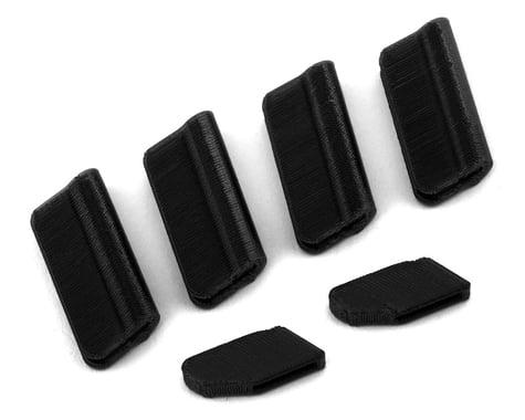 OXY Heli Oxy 5 Landing Gear & Vertical Fin Protection Set (Black)