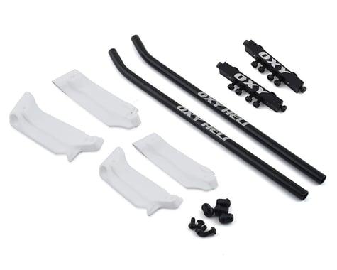 OXY Heli Plastic Landing Gear Set (White)