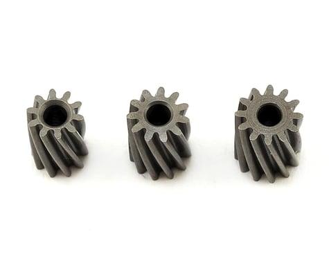OXY Heli Helical Pinion Set (2mm Motor Shaft) (10,11,12T)