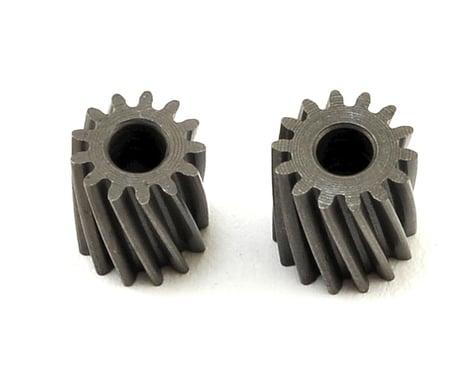 OXY Heli Helical Pinion Set (2.5mm Motor Shaft) (13,14T)