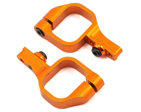 OXY Heli Oxy 3 Tareq Edition Aluminum Tail Servo Mount Set (Orange)