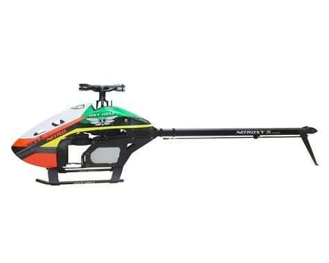 OXY Heli Oxy 5 Nitro Helicopter Kit