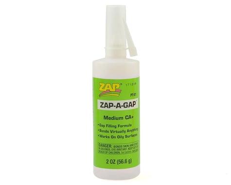 Pacer Technology Zap-A-Gap CA+ Glue (Medium) (2oz)