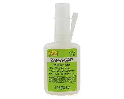 Pacer Technology Zap-A-Gap CA+ Glue (Medium) (1oz)