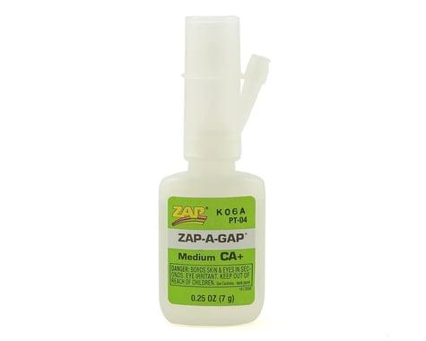 Pacer Technology Zap-A-Gap CA+ Glue (Medium) (0.25oz)