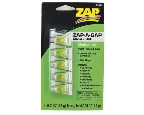 Pacer Technology Zap-A-Gap CA+ Glue (Medium) (5g) (5)