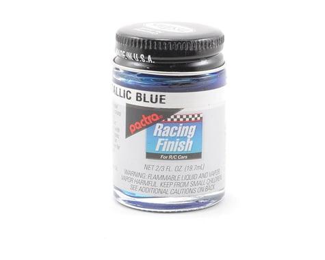 Pactra Metallic Blue Paint (2/3oz)