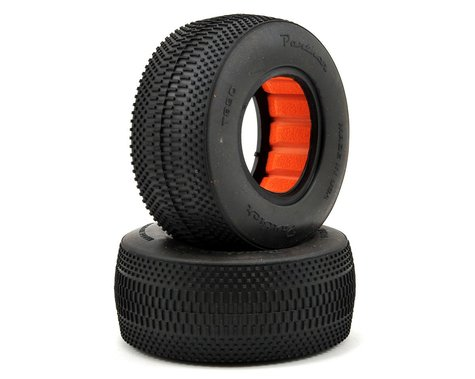 Panther Switch 2.0 Short Course Truck Tires (2) (Clay)
