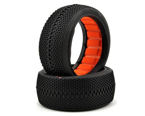 Panther Raptor 1/8 Buggy Tires (2) (Clay)