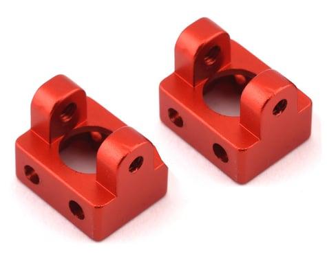 Panda Hobby Tetra Aluminum C Hub (Red)
