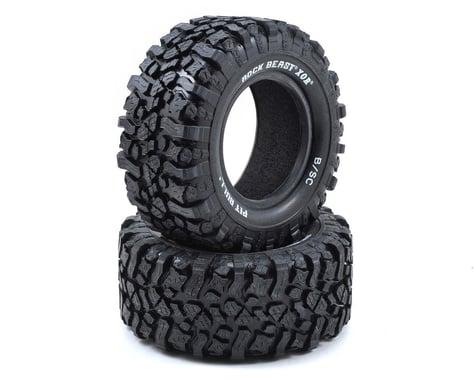 "Pit Bull Tires Rock Beast XOR 2.2/3.0"" SC Tires (2) (Komp)"