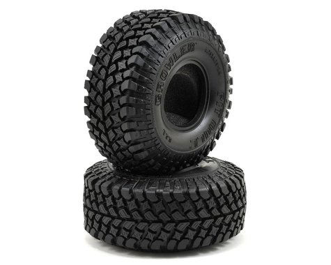 "Pit Bull Tires Growler AT/Extra 1.9"" Scale Rock Crawler Tires (2) (Komp)"
