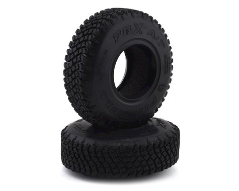 Pit Bull Tires PBX A/T 1.55 Scale Rock Crawler Tires w/Foams (2) (Alien)
