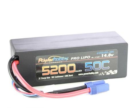 Power Hobby 5200mAh 14.8V 4S 50C LiPo Battery with EC5 PHB4S520050CEC5HCS