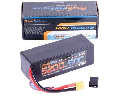 Power Hobby 4S 14.8V 5200mAh 50C LiPo Battery with XT60 PHB4S520050CLCGXT60A