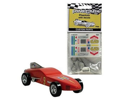PineCar Phantom Body Accessory Kit