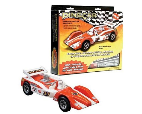 PineCar Premium Indy Racer Kit