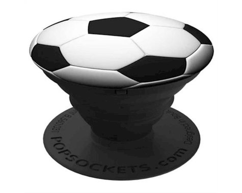 PopSockets: Expanding Stand and Grip for Smartphones and Tablets - Soccer Ball