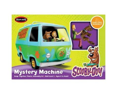 Round 2 Polar Lights 1/25 Scooby-Doo Mystery Machine, Snap NT
