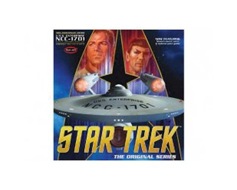 Star Trek TOS Enterprise 50th Anniversary Edition