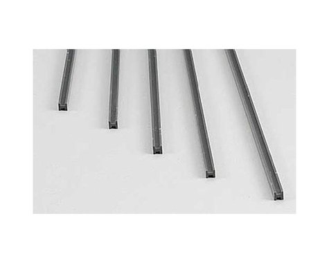 "Plastruct H-4 H Column,1/8"" (5)"