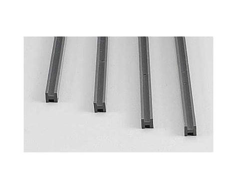 "Plastruct H-6 H Column,3/16"" (4)"
