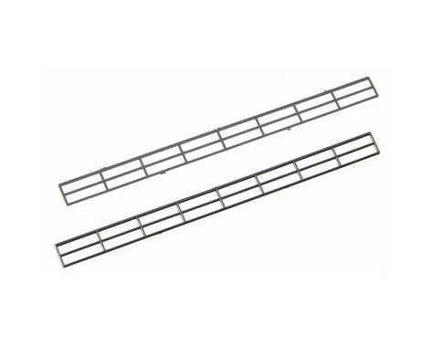 "Plastruct HR-2 N Hand Rail,9/64"" (2)"