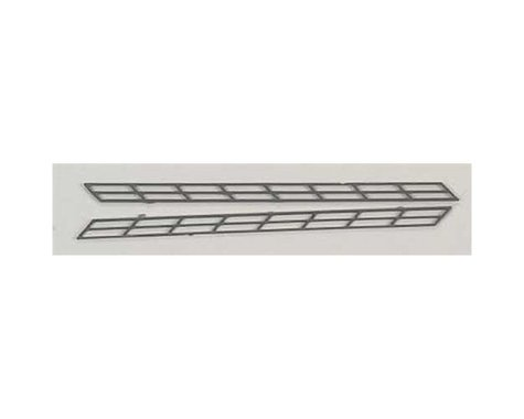 "Plastruct SR-2 N Stair Rail,3/32"" (2)"