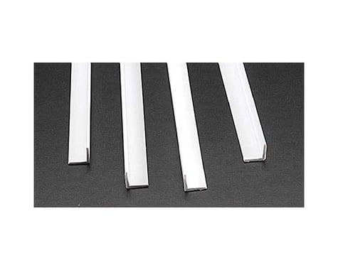 "Plastruct AFS-12 Angle,3/8"" (4)"