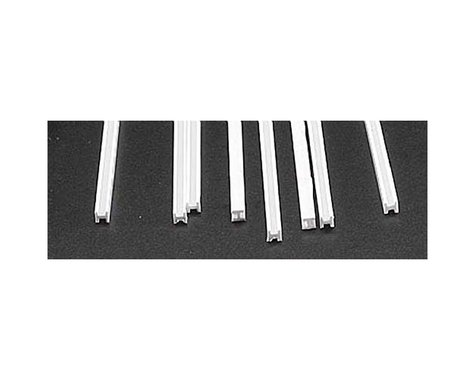 "Plastruct HFS-4 H Column,1/8"" (8)"