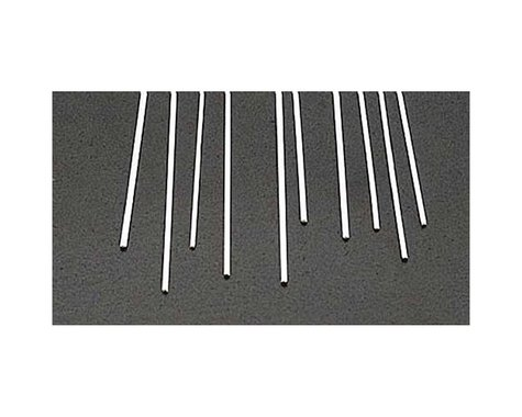 Plastruct MS-20 Square Rod,.020 (10)